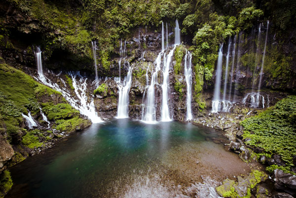 Riviere Langevin Ile de La Réunion Sud