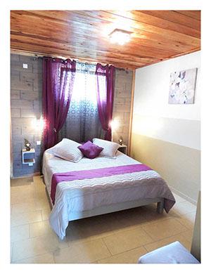 Première chambres d'hôtes